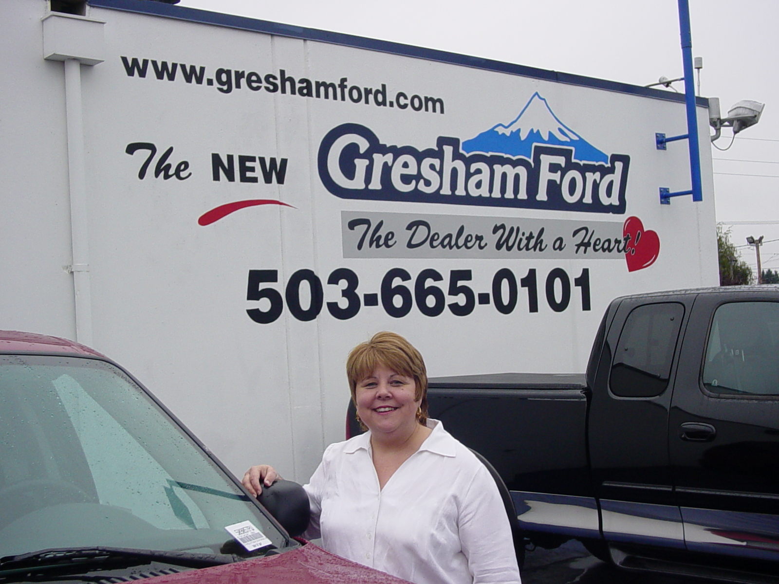 Bess Wills General Manager of Gresham Ford