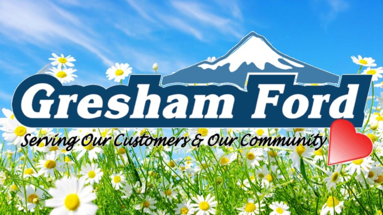 Spring at Gresham Ford