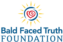 Bald Faced Truth Foundation Logo