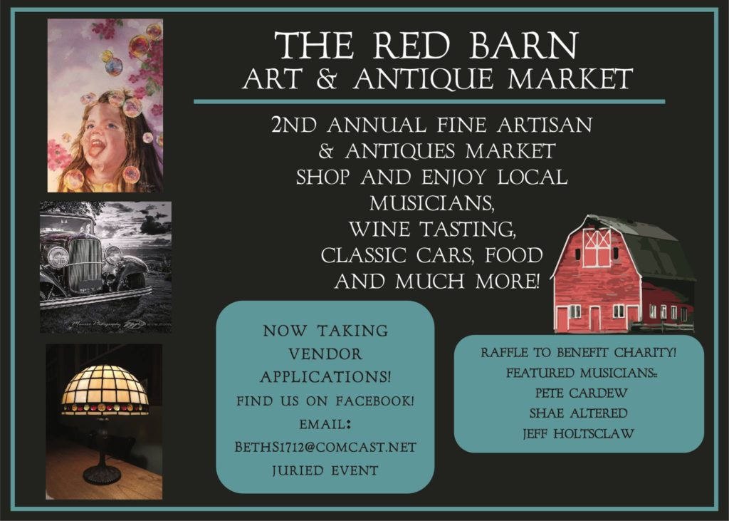 Red Barn Art and Antique Market