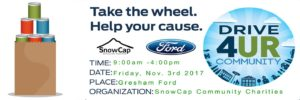 Fill A Bag SnowCap Community Charities