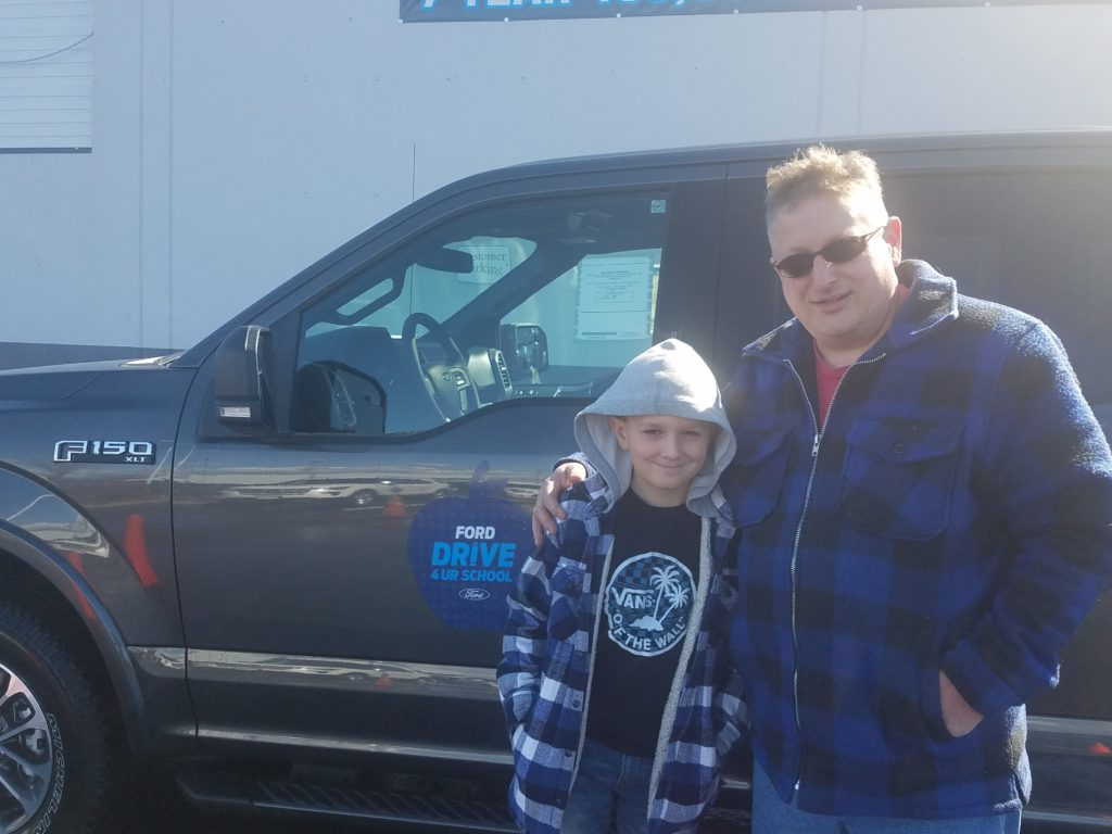 Drive 4 UR School at Gresham Ford